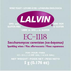 Дрожжи 'LALVIN EC-1118' 5G