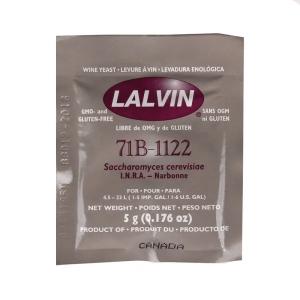 Дрожжи Lalvin 71B 5G