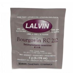 Дрожжи Lalvin Bourgovin RC212 5G