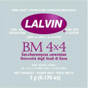 Дрожжи 'LALVIN BM4x4' 5G