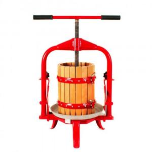 Пресс механический с деревянной корзиной 20л